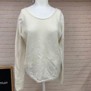 Brodie 100% Cashmere Sweater